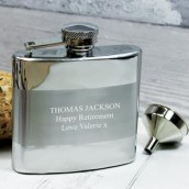 Derwent 4oz Hip Flask