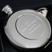 Coniston Round Hip Flask