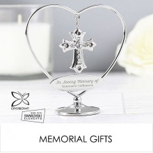 Personalised Memorial Gifts