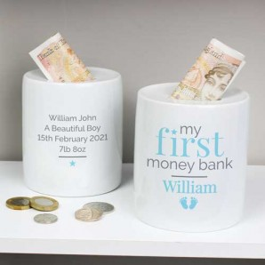 baby money box