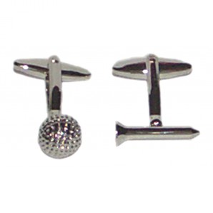 rugby ball shaped cufflinks