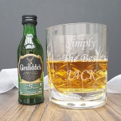 whiskey tumbler engraved