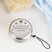 engraved star yoyo