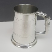 nymph handle tankard