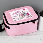 pony lunch bag