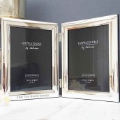 double photo frame 5x7