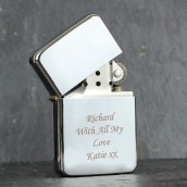 engraved lighter