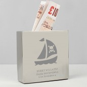 pirate money box