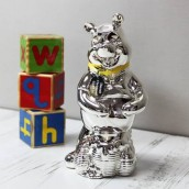 engraved winnie the pooh money box