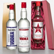 Personalised Bottle of Vodka Gift£34.99 ...