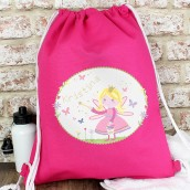 girls pe bag