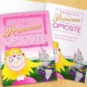 personalised princess book