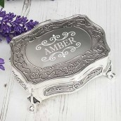 engraved trinket box