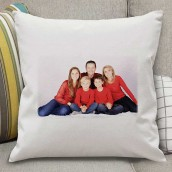 image upload cushion