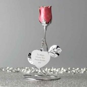 personalised rose