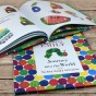 personalised hungry caterpillar book