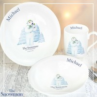 personalised children's breakfast sets