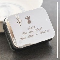 children's silver jewellery