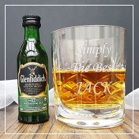 engraved whisky glasses