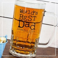 engraved beer tankards