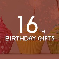 gifts for 16th birthday