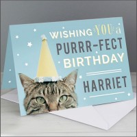 birthday personalised cards