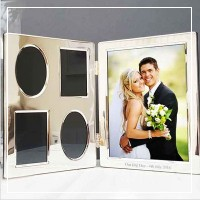 engraved multi photo frames