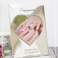 engraved engagement gifts